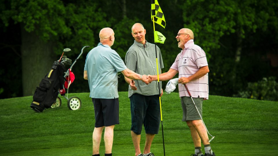 Golf Society Day Generic People Images 3+ Golfers (16)