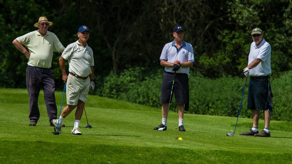 Golf Society Day Generic People Images 3+ Golfers (9)