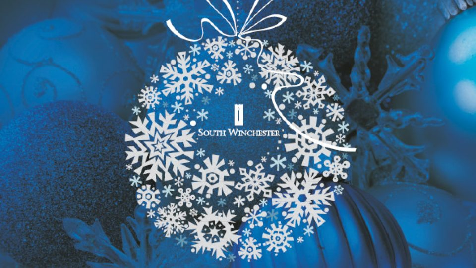 South Winchester Christmas Brochure 2019